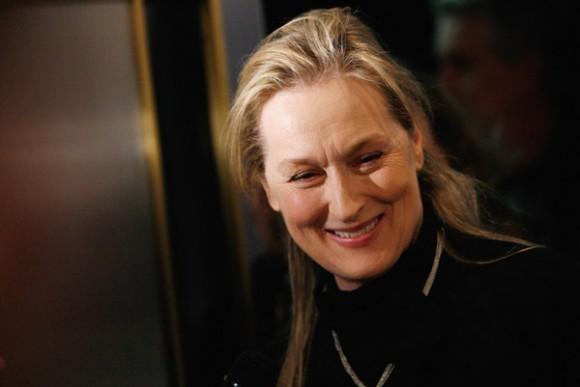 Meryl Streep. Foto de Archivo, La República.