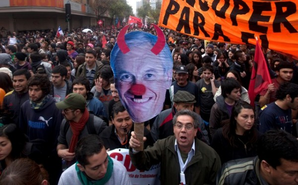 CHILE-PARO