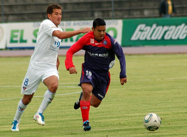 OLMEDO VS LIGA DE QUITO