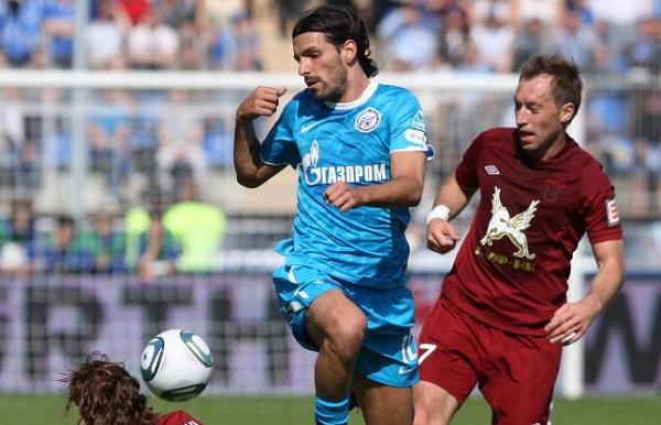 FC Zenit St Petersburg v FC Rubin Kazan - Premier League