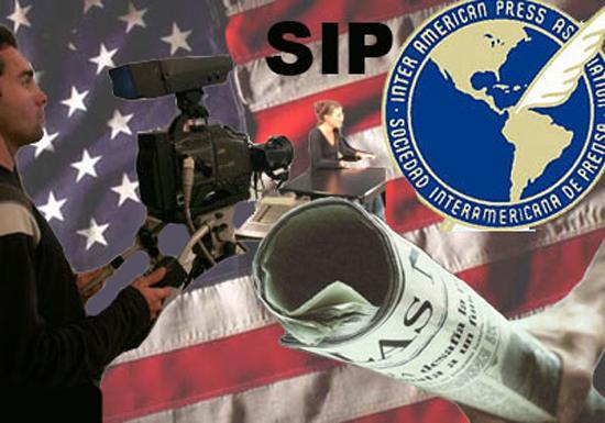 sip, periodico, bandera
