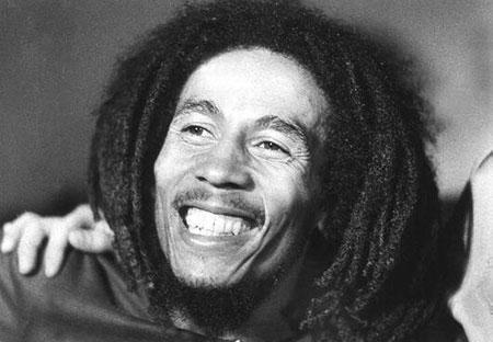Bob Marley. Foto de Archivo, La República.