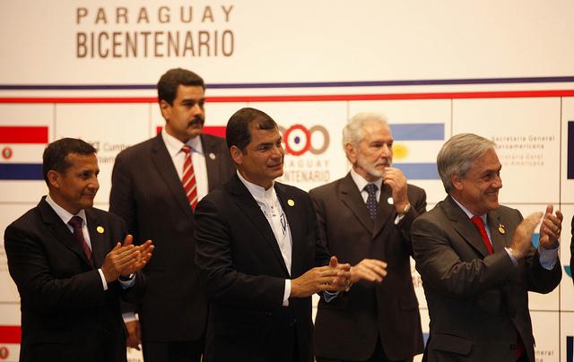 Correa Paraguay