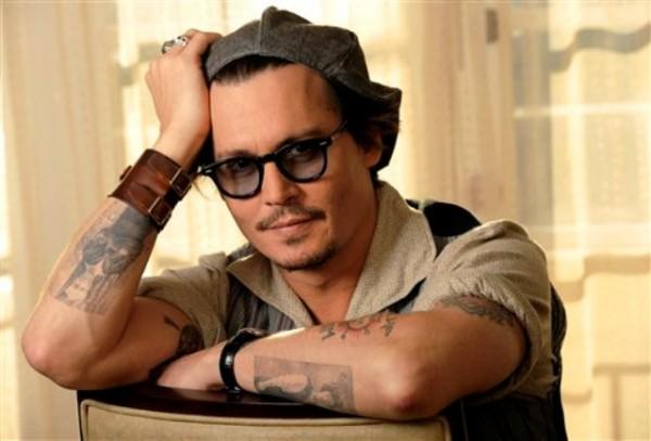 Johnny Depp. Foto de Archivo, La República.