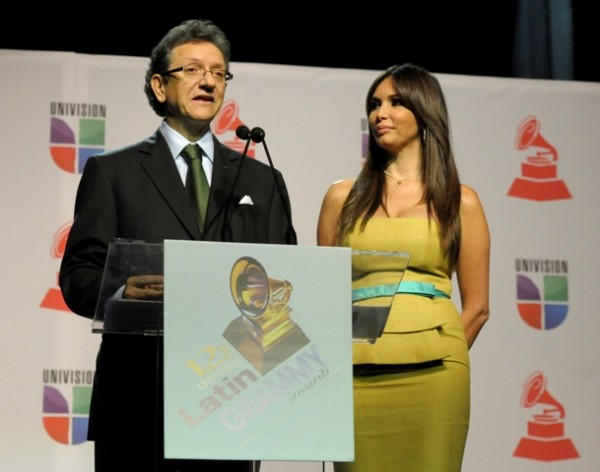 LATIN GRAMMY-NOMINACIONES