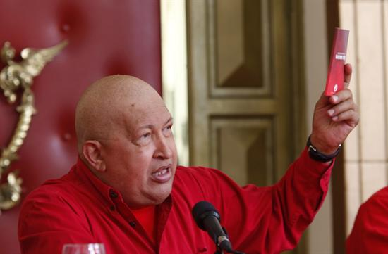 Hugo Chávez oct