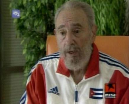 a Fidel Castro