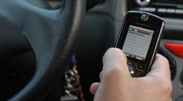 conducir con celular