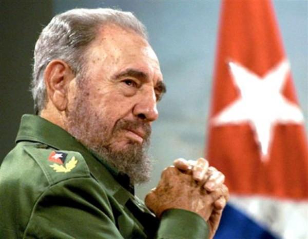 Fidel Castro, líder de la revolución cubana. Foto de Archivo.