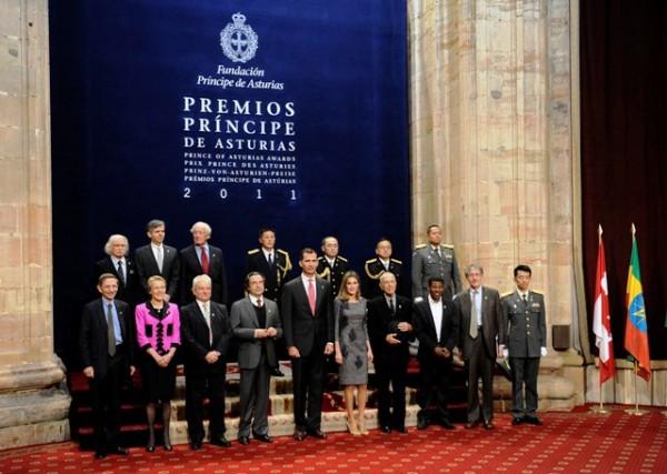 ESPANA-PREMIOS ASTURIAS