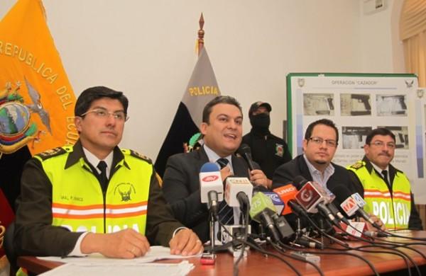 MINISTRO CERRANO HABLA SOBRE EL PLAN DE LOS MAS BUSCADOS