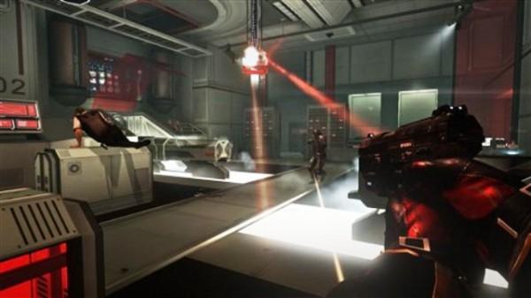 """En esta imagen de un videojuego de Electronic Arts/Starbreeze Studios se ve una escena de la nueva versión de """"Syndicate"""" (AP Foto/Electronic Arts/Starbreeze Studios)"""