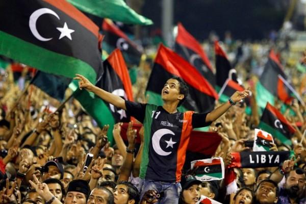 CHINA-LIBIA
