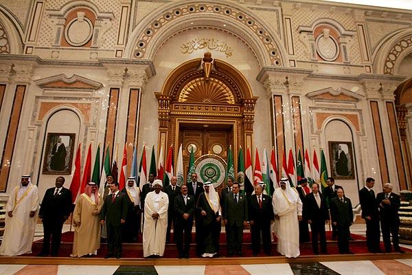 Liga Arabe. Foto de Archivo, La República.