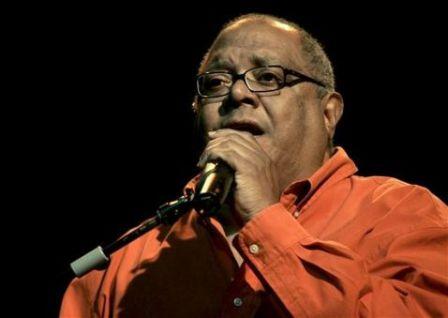Pablo Milanes, cantautor cubano. Foto de Archivo, La República.