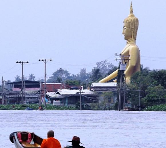 TAILANDIA-INUNDACIONES