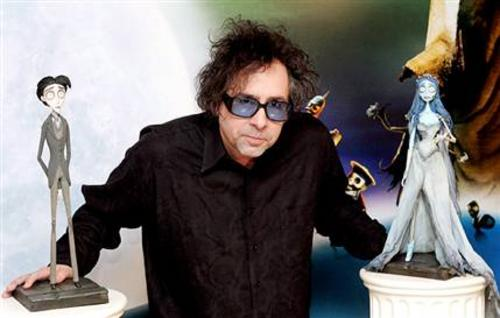 Tim Burton, director de cine. Foto de Archivo.