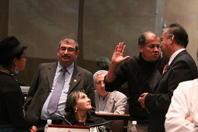 Asamblea Reforma tributaria