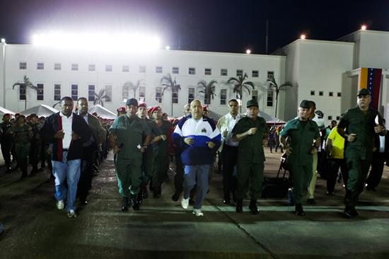 Chavez cadetes