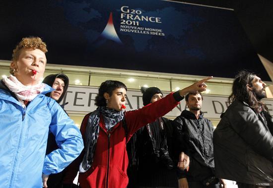 Indignados francia