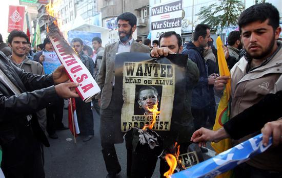 Iran Teheran protestas