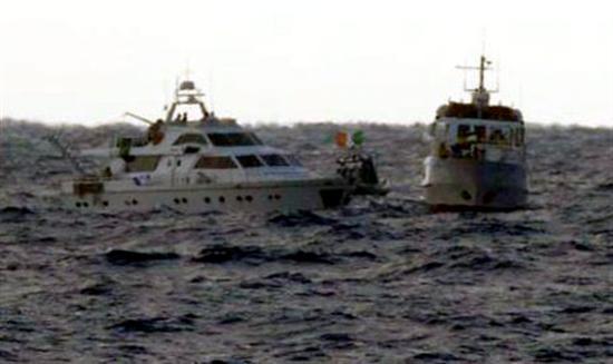 Israel navios