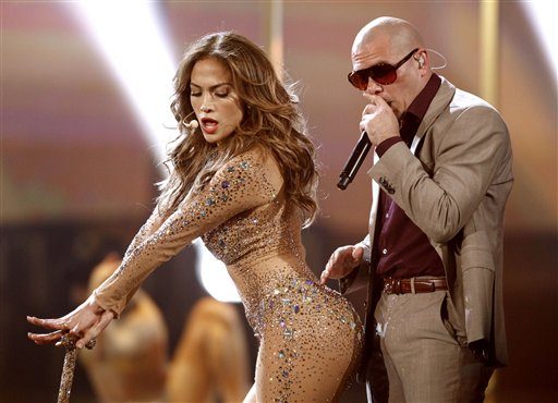 Jennifer Lopez, Pitbull