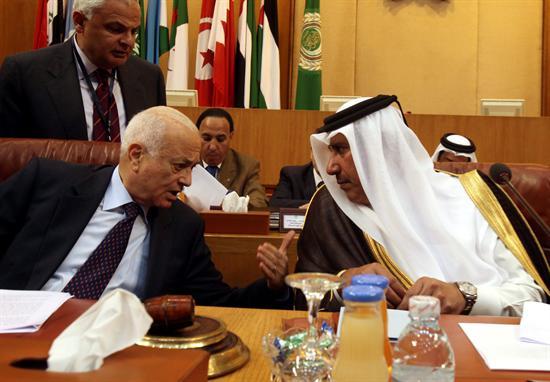 Liga arabe suspende siria