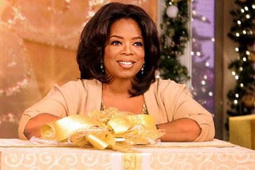 Oprah Winfrey Nov. 29