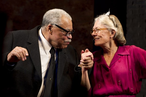 James Earl Jones, Vanessa Redgrave