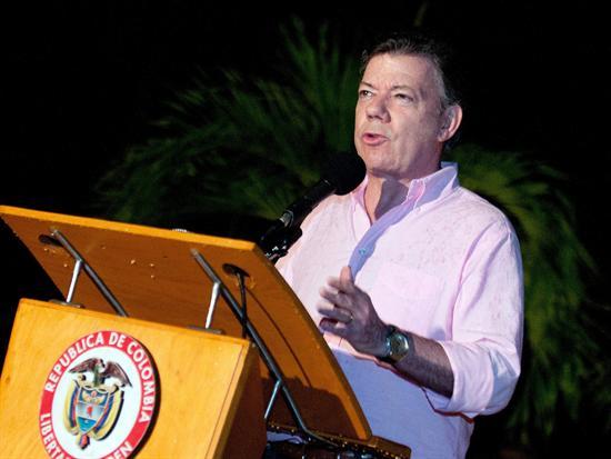 Santos FARC