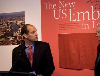 Adam Namm, candidato a Embajador de EEUU en Ecuador
