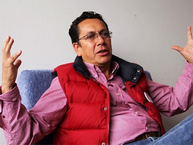 concejal Roberto Sáenz