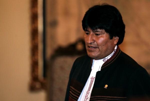 BOLIVIA-ELECCIONES JUDICIALES