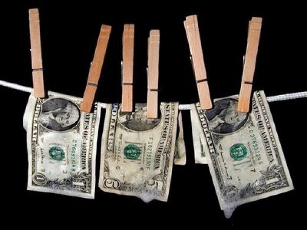 lavado dinero