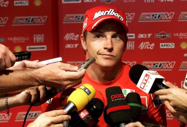 Formula 1 Monaco - Räikkönen