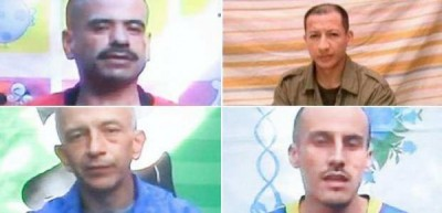 Los cuatro últimos secuestrados ejecutados por las FARC.