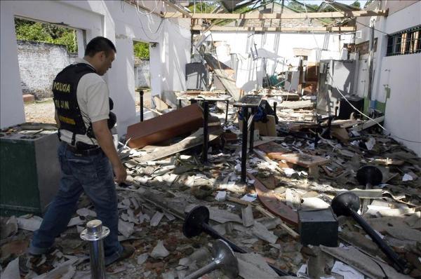 Colombia bomba