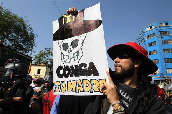 Conga Bolivia