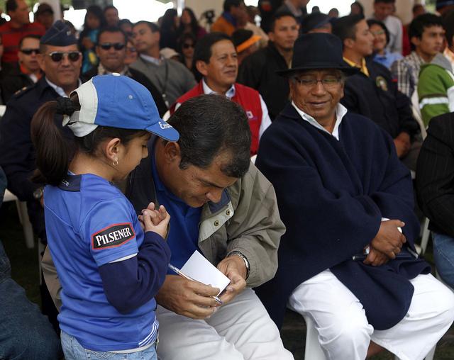 Correa enlace Caupicho
