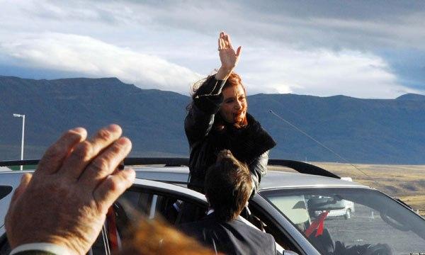 Cristina Fernandez calafate