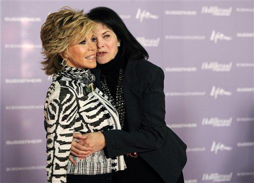 Jane Fonda, Sherry Lansing