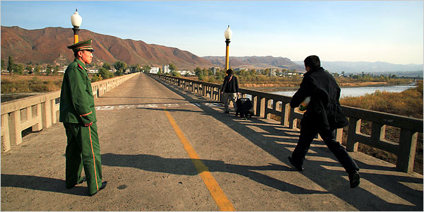 Onsong_bordercrossing_northernmost_China_border