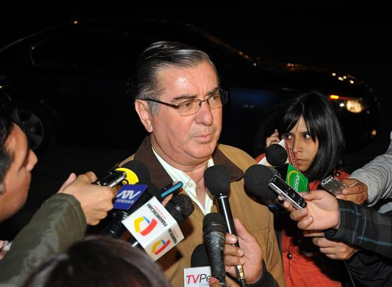 Peru Oscar Valdes
