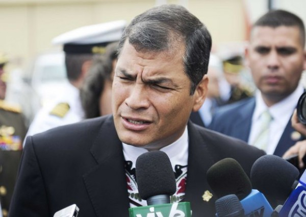 Rafael-Correa-Caracas-Celac-
