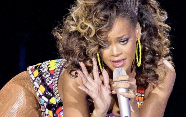 Rihanna jackie