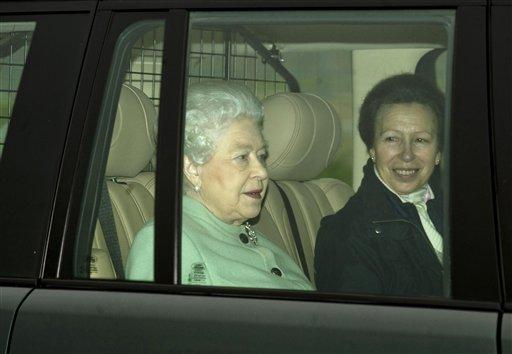 Duke of Edinburgh taken to hospital