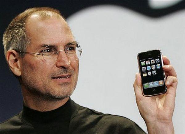 Steve Jobs. Foto de Archivo: La República.