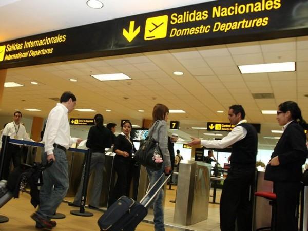 Aeropuerto en el Perú. Foto de Archivo, La República.