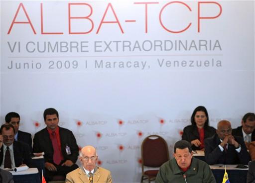 VENEZUELA-ALBA-CHAVEZ-MACHADO VENTURA